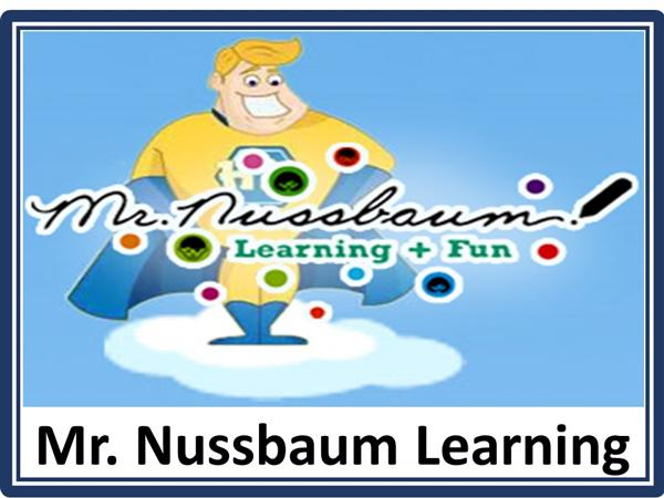 Mr. Nussbaum Learning +Geography & Other Subjects